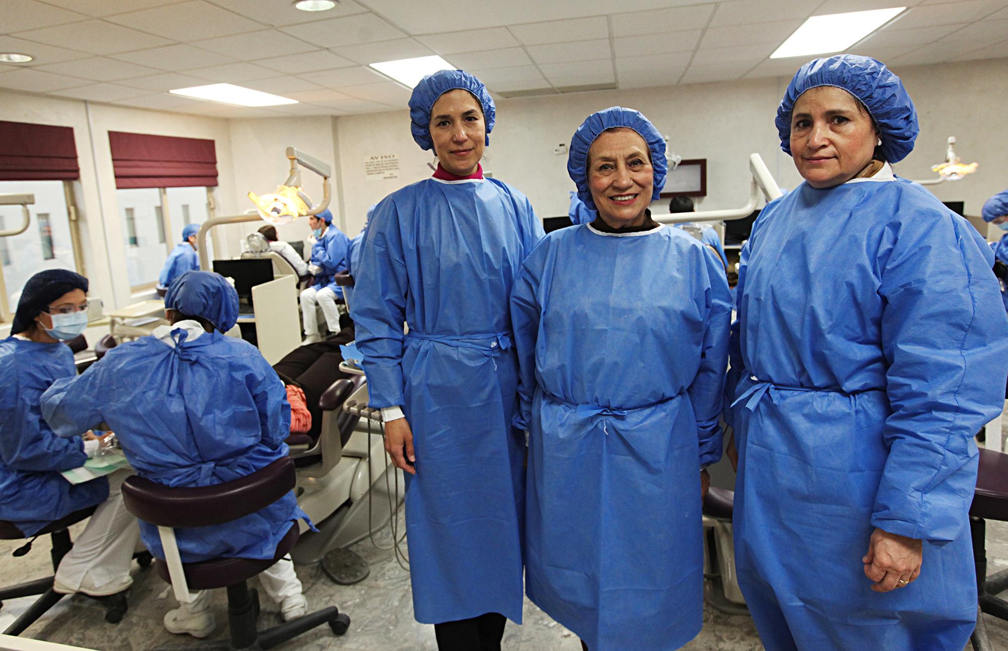 facultad de odontologia en monterrey: