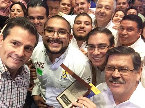 MedallaMérito Ganadero (4)