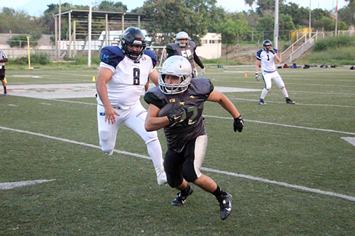 HEAT MONCLOVA (BLANCO) vs BRONCOS (13)